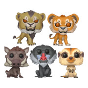 Disney The Lion King 2019 Pop! Collection
