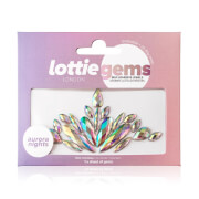 Lottie London Self Adhesive Face Gems - Aurora Nights