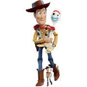 Toy Story 4 Woody & Forky Cut Out