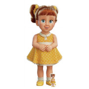 Toy Story 4 Gabby Gabby Doll Yellow Dress Cut Out