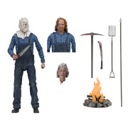 NECA Vendredi 13 Action Figure Scale Action Part 2 Jason 18 cm