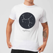Sagittarius Mens T-Shirt - White - XXL - White