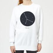 Cancer Womens Sweatshirt - White - M - White