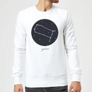 Gemini Sweatshirt - White - XL - White