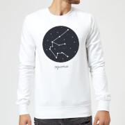 Aquarius Sweatshirt - White - XXL