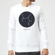 Sagittarius Sweatshirt - White - XXL - White