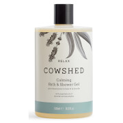 Cowshed RELAX Calming Bath & Shower Gel 500ml фото