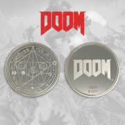 DOOM Collector's Coin Limited Edition - Silver Variant