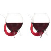 Bar Bespoke Wino Sippo Glasses (Set of 2)