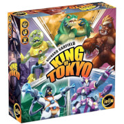 Image of King of Tokyo (2016 Edition) Board Game