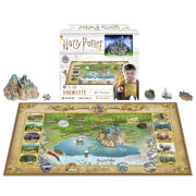Image of Harry Potter Mini Hogwarts Puzzle (543 Pieces)