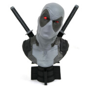 Diamond Select Marvel Legends in 3D X-Force Deadpool 1:2 Scale Bust - SDCC 2019 Exclusive