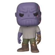 Figurine Funko Pop! Marvel Avengers Endgame Thanos Avec Gant De L'Infini