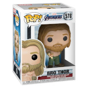 Marvel Avengers: Endgame Thor with Pizza Pop! Vinyl Figure