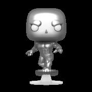 Figurine Pop! Silver Surfer - Les 4 Fantastiques - Marvel