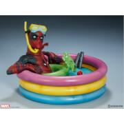Sideshow Collectibles Marvel Deadpool Kidpool Premium Format Statue 18cm