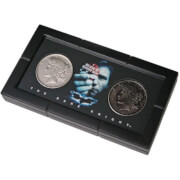 The Dark Knight - Harvey Dent & Two-Face Coins Set
