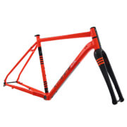 Kinesis Tripster AT Frameset - Columbus Fork - 57cm - Orange