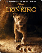 Steelbook Exclusif: Le Roi Lion (Live) 3D (Blu-Ray Inclus)