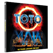 Toto - 40 Tours Around The Sun LP Box Set