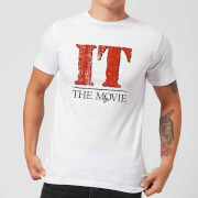 IT The Movie Men's T-Shirt - White