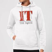 IT The Movie Hoodie - White