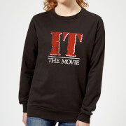 IT Women's Sweatshirt - Black