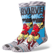 Stance Marvel Iron Man Comic Socks