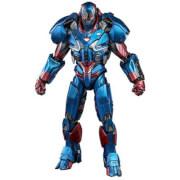 Hot Toys Avengers: Endgame Movie Masterpiece Series Diecast Action Figure 1/6 Iron Patriot 32cm