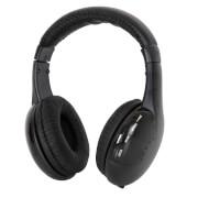 Itek 5 in 1 Wireless Headphones - Black