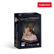 Image of Game of Thrones Red Keep 3D Puzzle