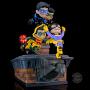 Batman: Family Knight Out Q-Master Diorama
