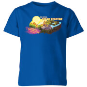 Marvel black panther the royal talon fighter wakanda kids t shirt royal blue 11 12 ans royal blue