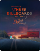 Three Billboards Outside Ebbing, Missouri - Zavvi Exclusive 4K Ultra HD Steelbook