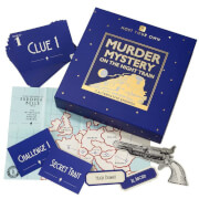Image of Host Your Own - Murder Mystery on the Night Train Game