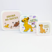 Lion King Snack Boxes