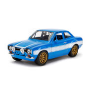 Jada Die Cast 1:24 Fast and Furious 6 Brian's MK1 Escort RS2000