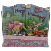 Disney Traditions - Happy Unbirthday (Storybook Alice in Wonderland Tea Party)