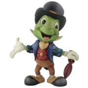 Disney Traditions   Crickets The Name. Jiminy Cricket (Jiminy Cricket Statement Figurine)