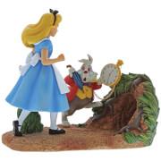Enchanting Disney Collection - Mr Rabbit, Wait! (Alice In Wonderland Figurine)