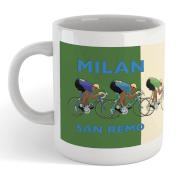 Mark Fairhurst Milan San Remo Mug