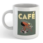 Mark Fairhurst Cafe Racer Mug