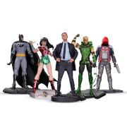 DC Collectibles Mega Bundle - 5 Statues