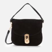 Coccinelle Women's Mignon Suede Bag - Black