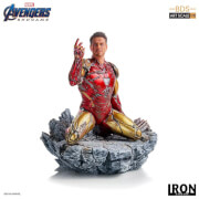 Iron Studios Marvel Avengers: Endgame BDS Art Scale Statue 1/10 I am Iron Man 15cm
