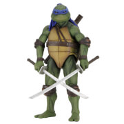NECA TMNT - 1/4 Scale Figure - Leonardo (1990 Movie)