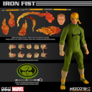 Click to view product details and reviews for Mezco One12 Collective Marvel Iron Fist Figure.