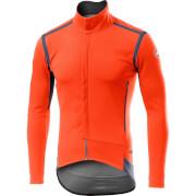 Other Sports Castelli Perfetto RoS Long Sleeve Jacket - M - Orange