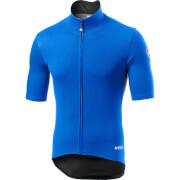 Castelli Perfetto RoS Light Jacket - S - Drive Blue