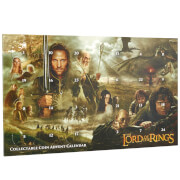 Lord of the Rings Limited Edition Collectible Coin Advent Calendar - Zavvi Exclusive